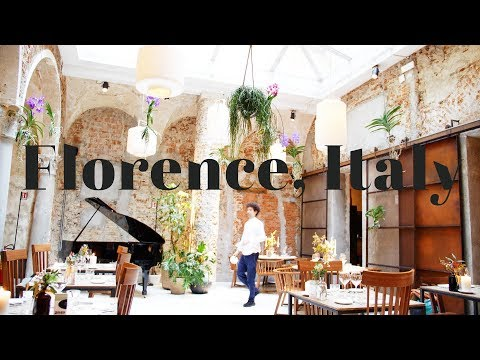 This Restaurant in Florence, Italy is a DESIGNER'S DREAM!