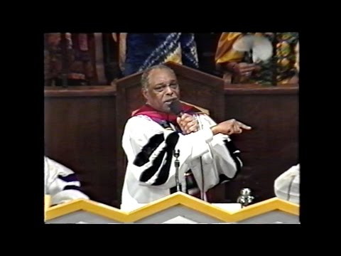 """Leading Los Angeles from the Pulpit: Rev. Cecil L. """"Chip"""" Murray Archives"""