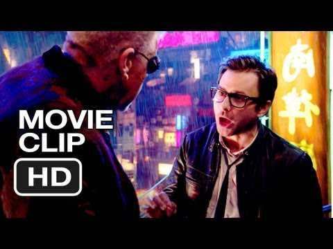 Pacific Rim Movie CLIP - Access A Kaiju Brain (2013) - Guillermo del Toro Movie HD