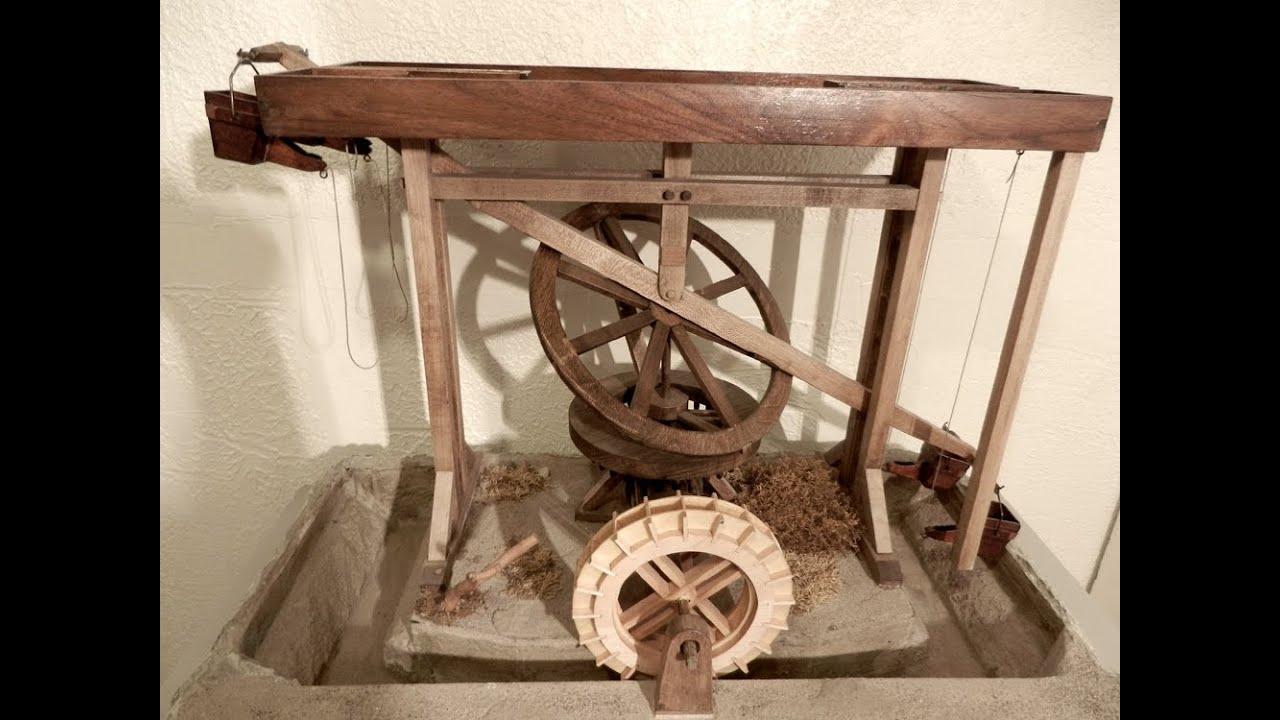 ancient machine
