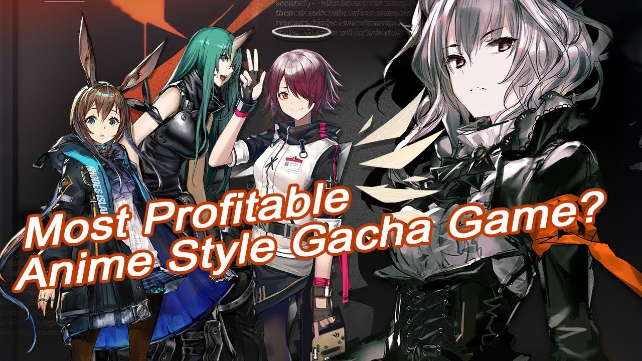 【Arknights】: might be the most profitable Gacha game in the making