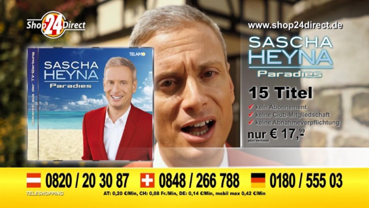 Sascha Heyna Klingelingeling