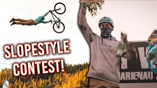 SLOPESTYLE MTB CONTEST - KMC Dirt Wies Ride 2020