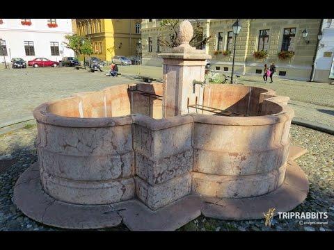 Two wells Old town (Osijek)