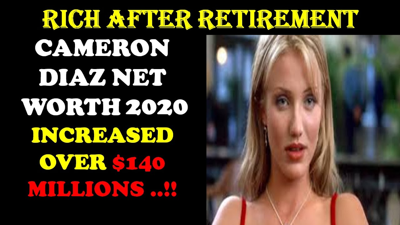 Cameron Diaz Net Worth 2020 | Movies | Career | Husband ...Cameron Diaz Net Worth