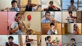 Publication Date: 2021-09-22 | Video Title: 油蔴地天主教小學管弦樂團 Saint Anthony Cho