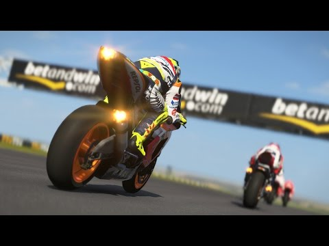 WHAT AM I DOING? Valentino Rossi the Game