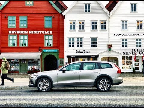 2019 Volvo V60 Cross Country Test Drive! Why It's The Best Car Volvo Have Ever Made!