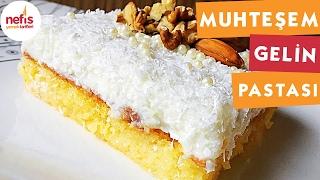 Muhteşem Gelin Pastası - Pasta Tarifi - Nefis Yemek Tarifleri