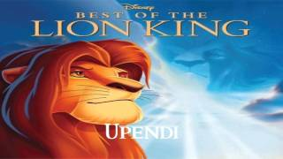 Best of The Lion King Soundtrack - Upendi (from The Lion King 2: Simba