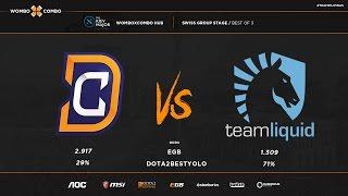 DC vs  Team Liquid Kiev major Game 2 thumbnail