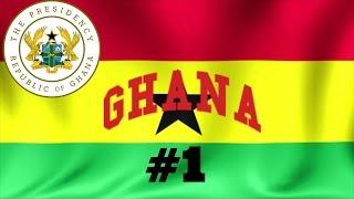 Geopolitical simulator 4 / Power & Revolution ~ Ghana [1] The Sart Of A New Ghana