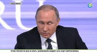 Итоги года и анекдоты от Владимира Путина