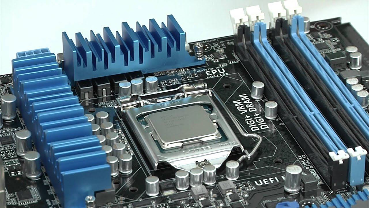 A Short Guide to Motherboard Parts and Their Functions