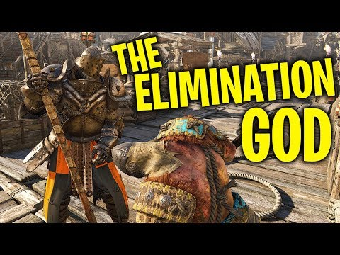 The Elimination God - For Honor