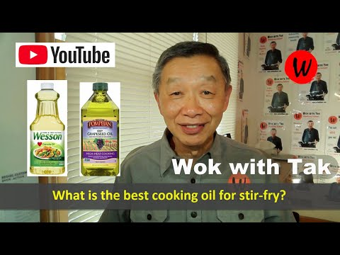 What is the best oil for stir-fry? My top-ten list.