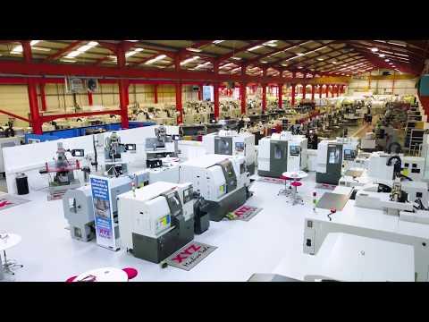 XYZ Machine Tools   CNC Lathes, Mills, VMCs, Turning Centres
