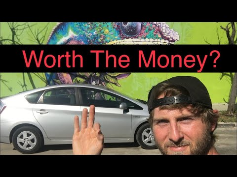 2010 Toyota Prius Review - (High Mileage Reliability?) - YouTube