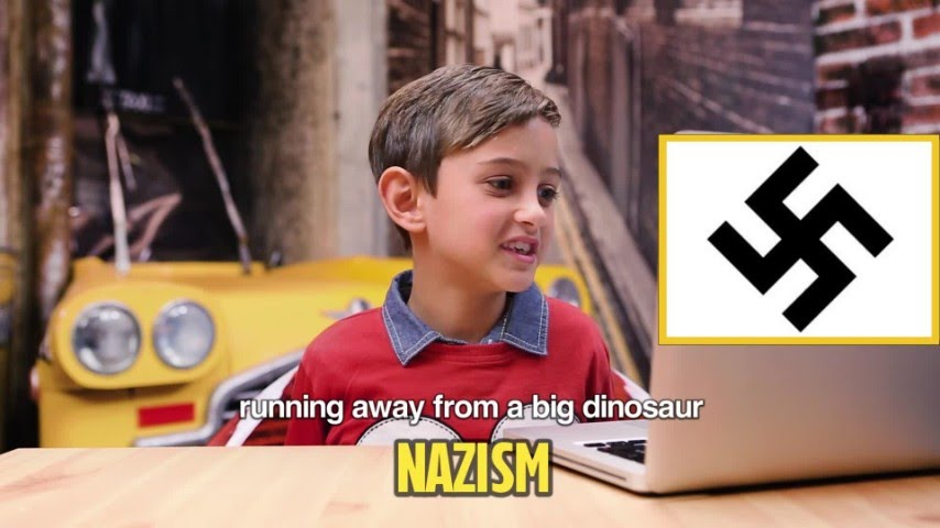 Childrens Reactions To Swastika And Other Symbols For The First