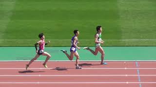 正式な大会名は、第32回北海道高等学校体育連盟札幌支部春季陸上競技大会、です。場所は、札幌市厚別公園競技場。 大会記録は、4.06.16 で高田...