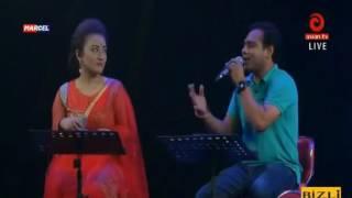 Amar Gorur Garite Bou Sajiye Bangla Song By Nishita & Khaled