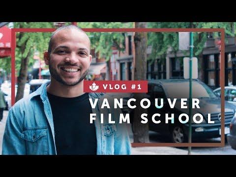 Visitando a Vancouver Film School (VFS) - Vlog #1