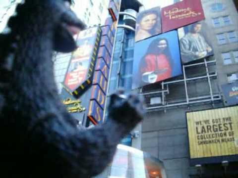 Download GODZILLA in NEW YORK CITY