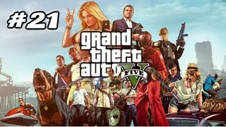 Grand Theft Auto 5 (GTA 5) Gameplay 21. Bölüm Yeni Ev Yeni Umutlar HD