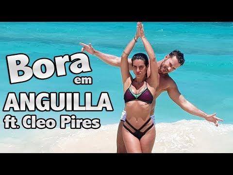 BORA EM ANGUILLA ft. CLEO PIRES EP. 03