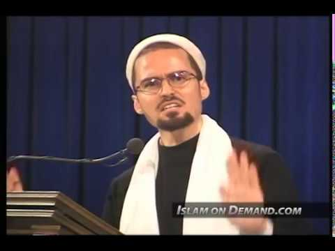 In the Footsteps of the Prophet (P): Peace in Troubled Times - Hamza Yusuf