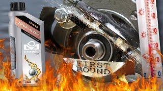 Mihel Ceramic Oil 7200 10W40 Jak skutecznie olej chroni silnik? 100°C