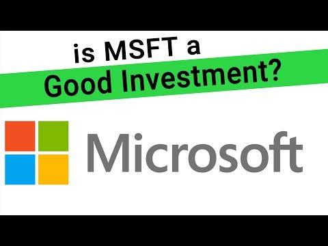 MSFT Stock - is Microsoft's Stock a Good Buy Today? Best Investments - $MSFT