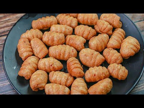 Suji Snacks Recipe | Suji Twister | Tea Time Snacks | Rava twister Recipe | Toasted