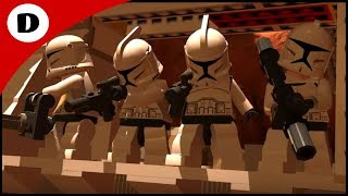 THE CLONE WARS BEGIN - Lego Star Wars III: The Clone Wars 1