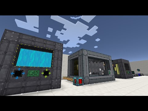 Big Reactors Tutorial - Reactors & Reactor Turbines