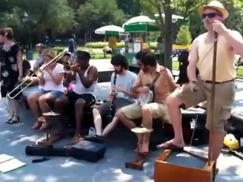 Jack, I'm Mellow - Baby Soda Jazz Band