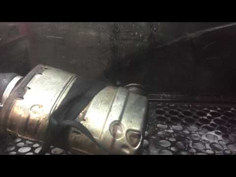Volvo C30 DPF cleaning by DPF repair and cleaning in Hull