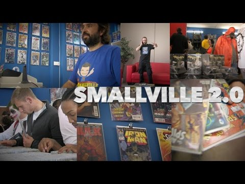 Grand Opening of Smallville Comics Alberton 2.0