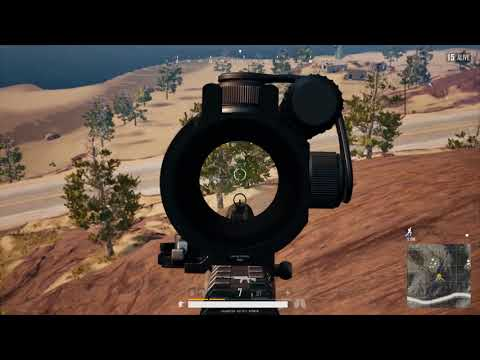PUBG - Didnt loot until second circle, Chicken Dinner - Whats Wrong With PUBG