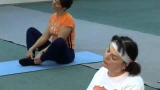 Упражнения для спины(Адаптивная гимнастика по Бубновскому., 2012-09-15T05:50:27.000Z)