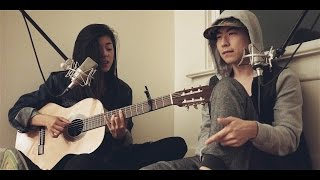 Calvin Harris & Disciples - How Deep is Your Love (Cover) by Daniela Andrade x KRNFX