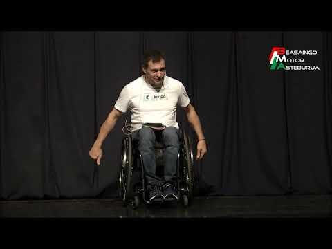 ALBERT LLOVERA - HITZALDIKO AGURRA
