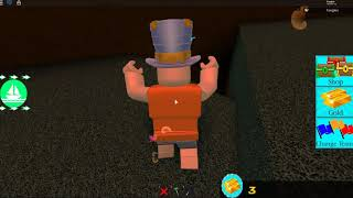 How to defeat the Stickman and get the new thrusters!!! (Roblox) Timestaps in desc)