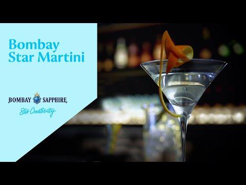 Bombay Star Martini