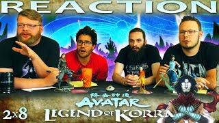 "Video Legend of Korra 2x8 REACTION!! ""Beginnings, Part 2"" download MP3, 3GP, MP4, WEBM, AVI, FLV September 2018"