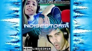 Noisestorm - Sub Zero (Rap Remix) ft. NoneLikeJoshua