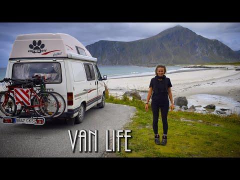 YOU NEED to be PREPARED - VAN LIFE EUROPE in NORWAY