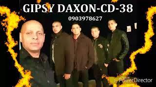 GIPSY DAXON CD.38 - CELY ALBUM 2017