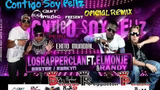 04.- Contigo Soy Feliz - Rapper Clan (Edit & Prod.) Dj Callejero R. & Dj Fairus (Rk.2012)
