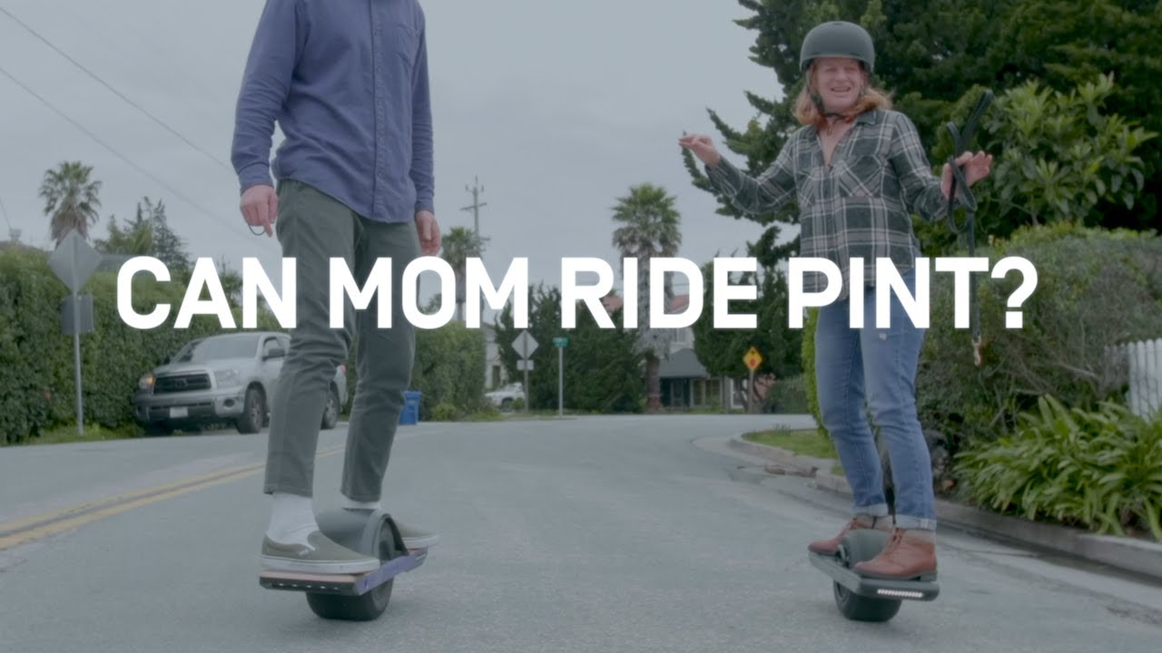 Onewheel: Can Moms Ride Pint?